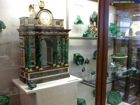 Фото: Минералогический музей им. А. Е. Ферсмана
