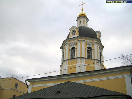 Фото: Церковь Николая Чудотворца в Звонарях