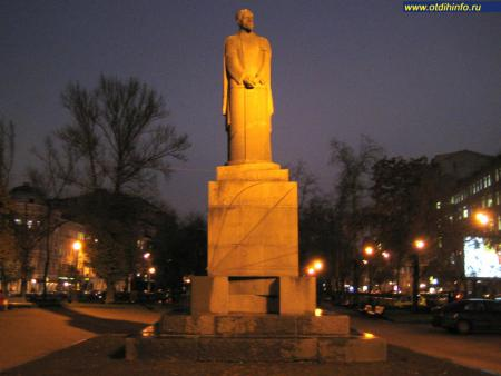 Фото: Памятник К.А. Тимирязеву