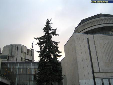 Фото: Театр им. Н. И. Сац, Московский государственный академический детский музыкальный театр им. Н. И. Сац