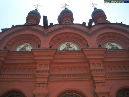 Фото: Часовня «Проща» Спасо-Андроникова монастыря