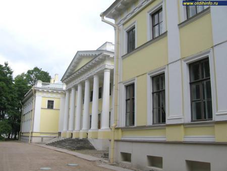 Фото: Каменноостровский дворец