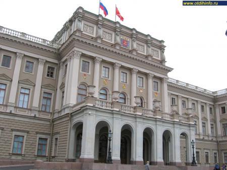 Фото: Мариинский дворец