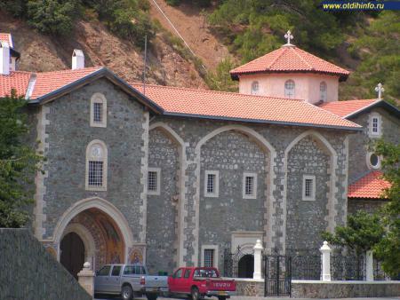 Фото: Монастырь Киккос, Kykkos Monastery