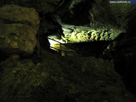 Фото: Новоафонская пещера