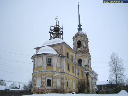 Фото: Крестознаменская церковь