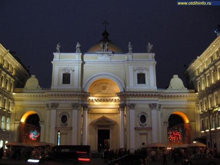 Фото: Костел Святой Екатерины