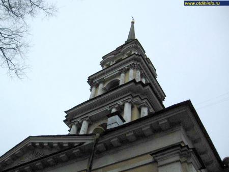 Фото: Крестовоздвиженский собор