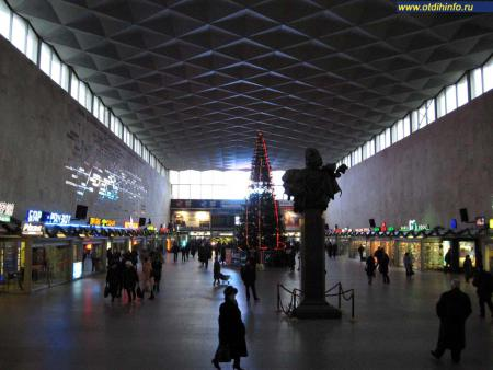Фото: Московский вокзал