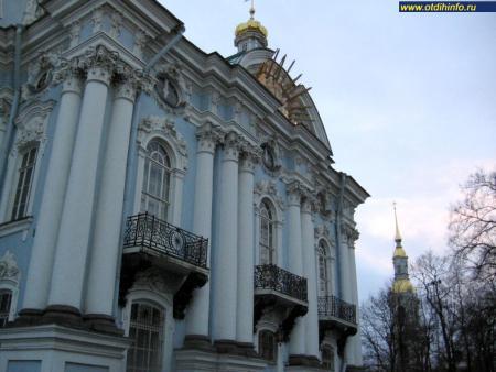 Фото: Николо-Богоявленский собор, Никольский морской собор