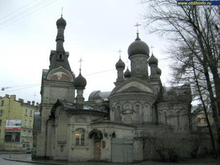 Фото: Церковь Казанской иконы Божией Матери, подворье Валаамского монастыря