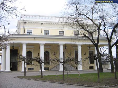 Фото: Воронцовский дворец