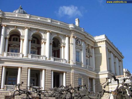 Фото: Оперный театр, Одесский государственный академический театр оперы и балета