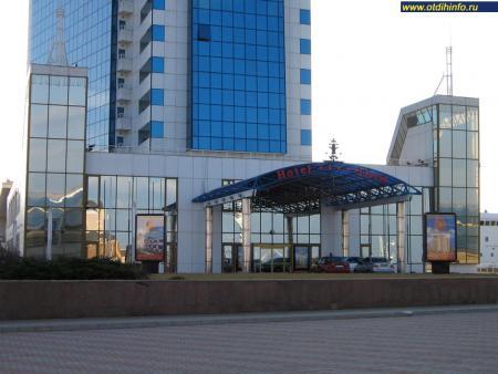 Фото: Одесса, гостиница