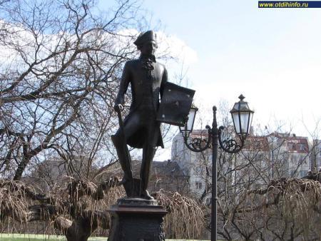 Фото: Памятник И.М. Дерибасу