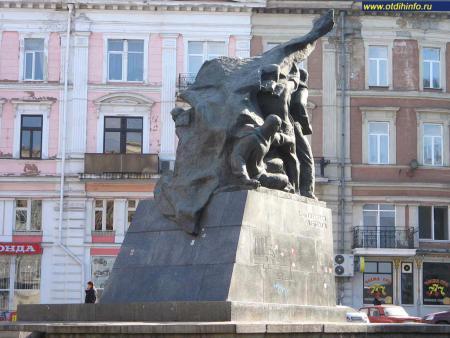 Фото: Памятник матросам-потемкинцам
