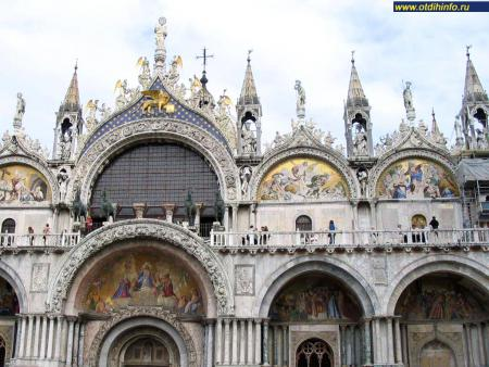 Фото: Собор Сан-Марко, базилика Сан-Марко