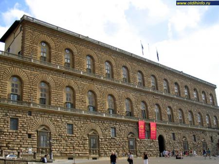 Фото: Дворец Питти, Палаццо Питти
