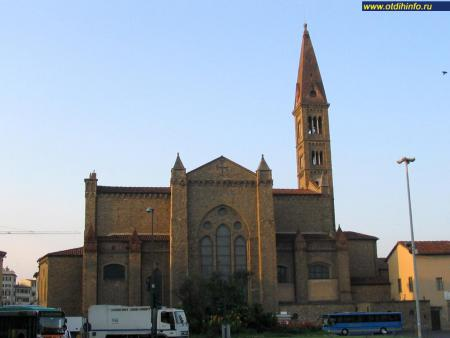 Фото: Церковь Санта-Мария Новелла