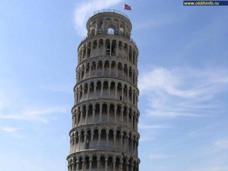Фото: Пизанская башня