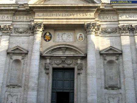 Фото: Церковь Святого Игнатия