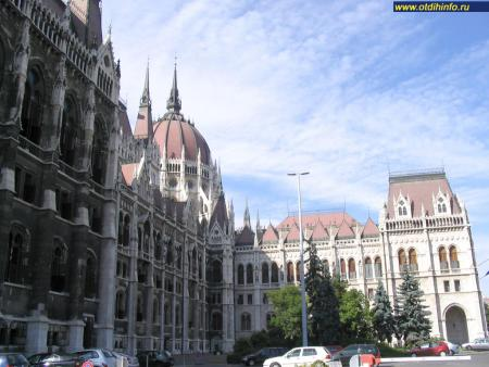 Фото: Здание парламента в Будапеште