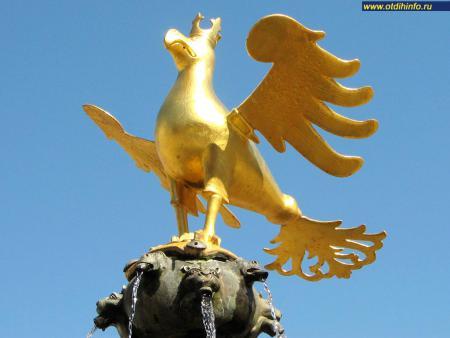Фото: Центральный фонтан Гослара