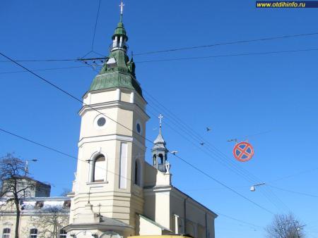 Фото: Церковь Святой Анны