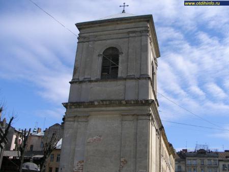 Фото: Костел Бернардинского монастыря, церковь Святого Андрея