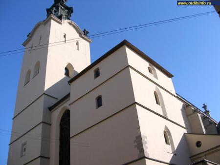 Фото: Латинский кафедральный собор, собор Успения Пресвятой Богородицы