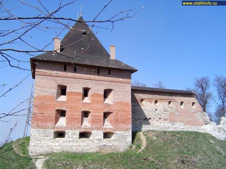Фото: Галицкий замок