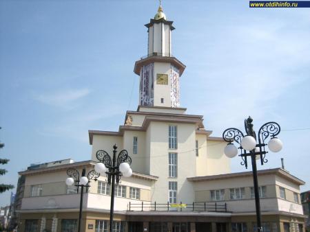 Фото: Ивано-Франковская ратуша