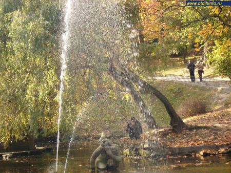 Фото: Стрийский парк