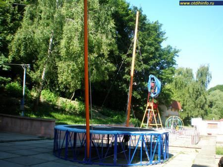 Фото: Парк культуры и отдыха им. Богдана Хмельницкого