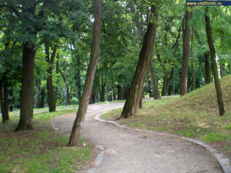 Фото: Парк им. И.Я. Франко, парк Костюшко