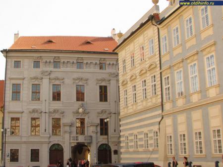 Фото: Лихтенштейнский дворец