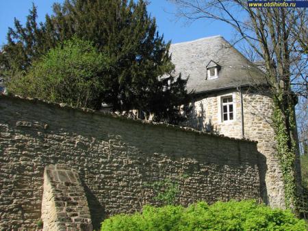 Фото: Оборонительная стена Гослара