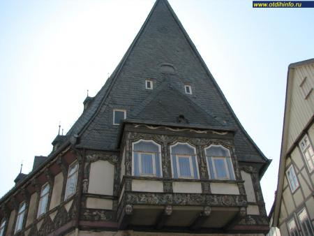 Фото: Брусттух, гостиница