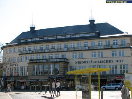 Фото: Нидерзексишер хоф, гостиница