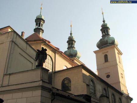 Фото: Костел Святого Гавела