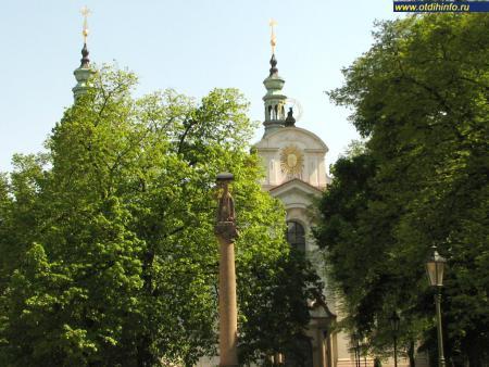 Фото: Страговский монастырь