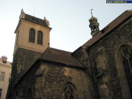 Фото: Костел Святого Мартина