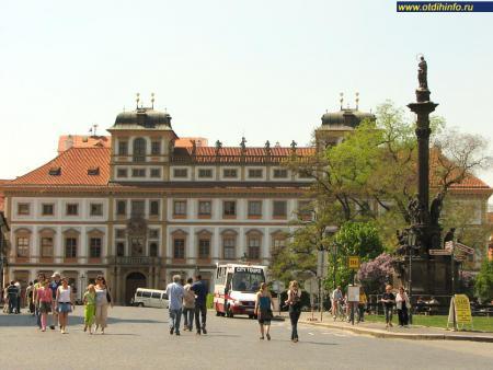 Фото: Тосканский дворец