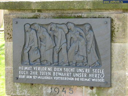 Фото: Памятник репатриантам