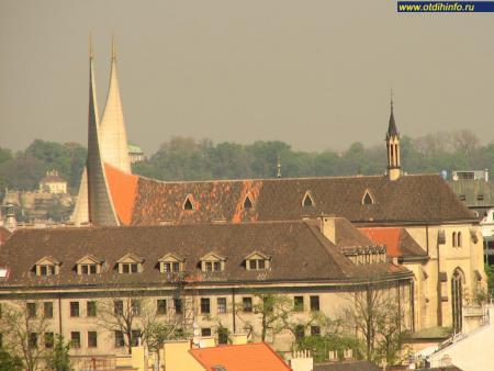 Фото: Монастырь Эмаузы, монастырь на Слованех