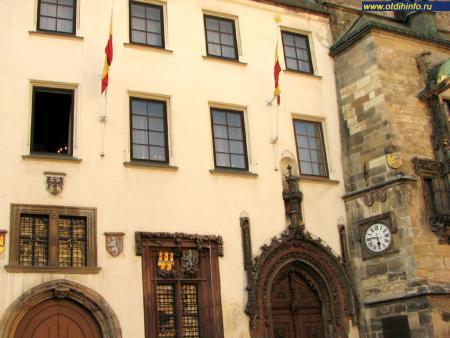 Фото: Староместская ратуша