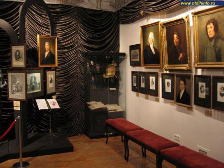 Фото: Государственный центральный театральный музей им. А. А. Бахрушина
