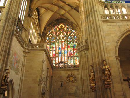 Фото: Собор святого Вита