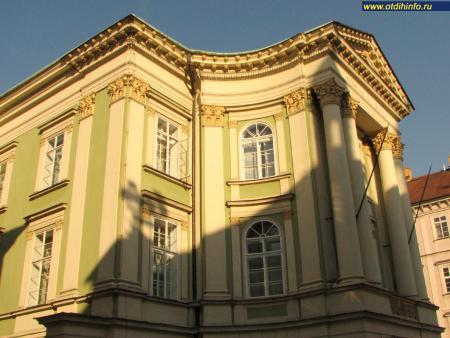 Фото: Сословный театр, Ставовский театр