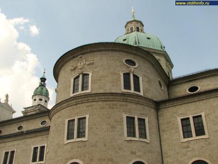 Фото: Зальцбургский кафедральный собор
